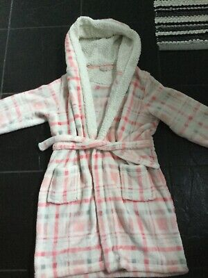 Girls Soft Dressing Gown Age 12 Years By Matalan