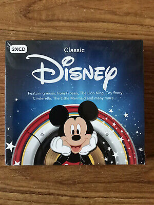 Classic Disney - Various Artists (CD) Brand New Sealed