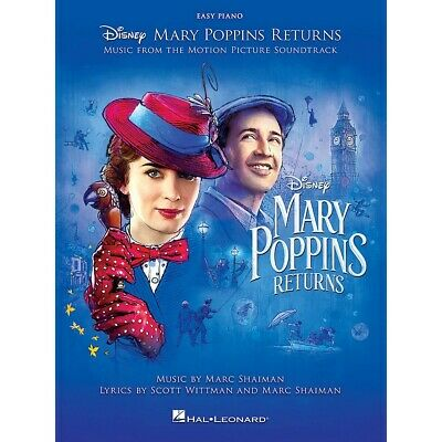 The Place Where Lost Things Go Sheet Music from Mary Poppins Returns 000292825