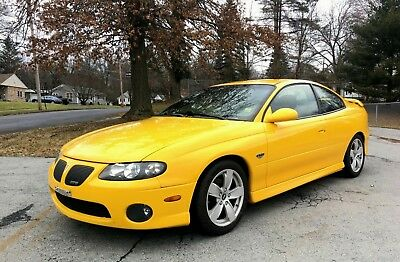 2004 Pontiac GTO  2004 PONTIAC GTO LS1 6SPD MANUAL TRANSMISSION (VIDEO AVAILABLE)