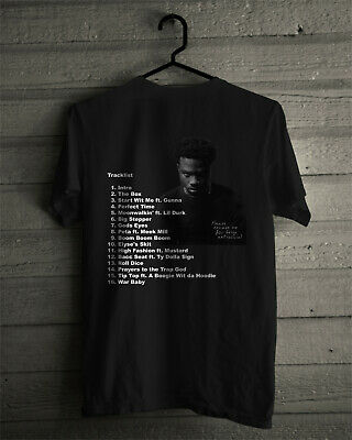 Roddy Ricch's Debut Album Please Excuse Me For Being Antisocial Cover T Shirt