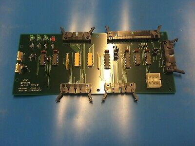 OSI RapiScan 527 Cab Board 2210620 Rev2 X-Ray Package Scanner