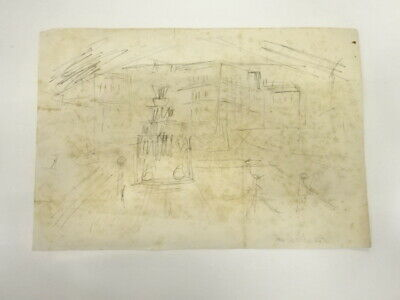 4447374: Claude Monet (1840〜1926)  / DRAWING / NO CERTIFICATE OF AUTHENTICITY