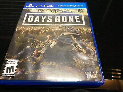 PS4 Game : Days Gone (Playstation 4, 2019)