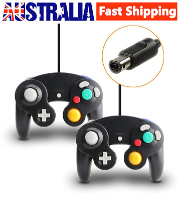 Wired Game Controller Game Cube Gamepad for WII NGC Video Game Control Console