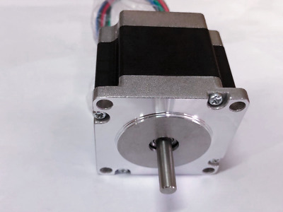 Free ship! 1PC Nema23 stepper motor 0.9Nm 1.8° 51mm 4wires 2A 23HS5420 CNC ROUTE