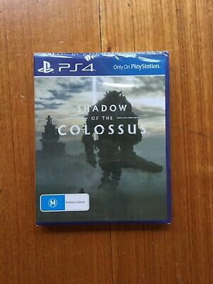 Shadow of the Colossus PlayStation 4 PS4 Game - Disc Only LOCAL PICK UP ONLY