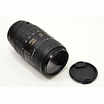 Quantaray for Cannon AF 70-300mm f/4-5.6 LDO Macro (200-300) Zoom Lens