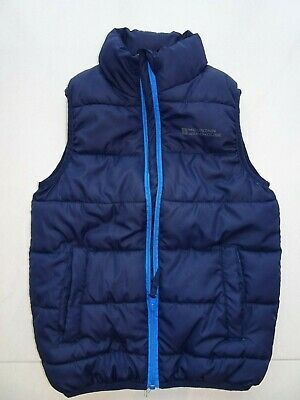 Mountain Warehouse Gillet - Age 7-8 - Blue - Excellent Condition/Hardly Worn