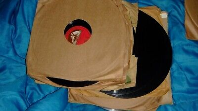 78 rpm records (19 in total)