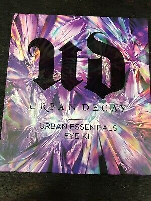 Urban Decay, Urban Essentials Eye Kit Brand New Rrp £60