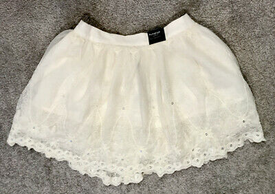 Marks & Spencer Autograph Girls Party Skirt Age 4-5