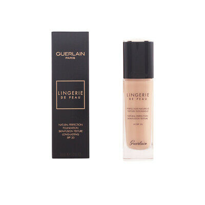 Make-Up Guerlain women LINGERIE DE PEAU fond de teint #02N clair 30 ml