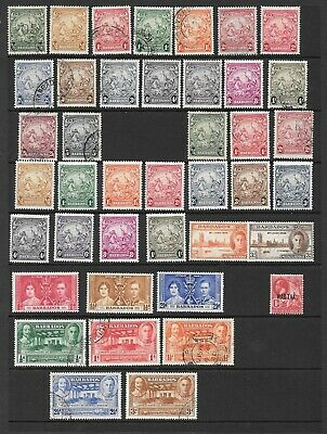 BRITISH COMMONWEALTH 1917-1950 Stamps, MM & few used, Collection/Accum.