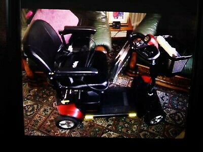 Used mobility scooter 4mph