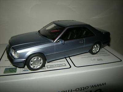 1:18 Otto Mobile Mercedes-Benz E320 Coupe W124 Limited Edition 1 of 2000 pcs.
