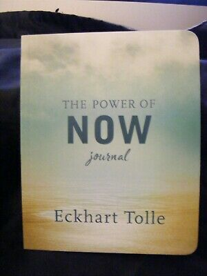 The Power of Now Journal by Eckhart Tolle 9781608686377 | Brand New