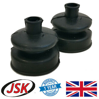 David Brown Gear Stick Rubber A Pair X2 Tractor Gaiter Boot