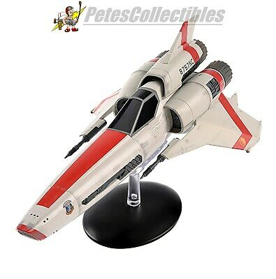 Eaglemoss Battlestar Galactica Collection Starbuck Viper MK w/ Col. Magazine