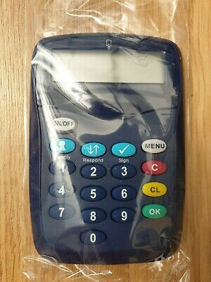 NEW Natwest Pinsentry Bank Card Reader PIN Security Barclays Nationwide