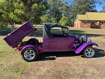 1928 Chevy hot rod pick up chev hotrod fully engineered in NSW