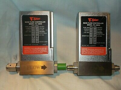 2 - Tylan FC-280S Mass Flow Controllers