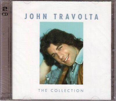 JOHN TRAVOLTA The Collection new sealed 2003 Madacy Canada 2cd MEG2-3337