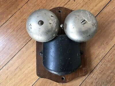 Vintage Phone Extention Bells New Old Stock Man Shed