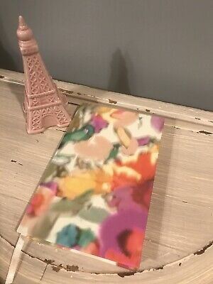 NWT KATE SPADE New York Giverny Hardcover Notebook Journal 200 Lined Pages