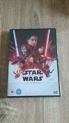 Star Wars: The Last Jedi [DVD] [2017] Brand New