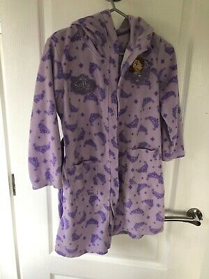 Girls Disney Sofia The First Dressing Gown Age 5-6