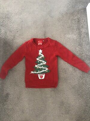Christmas Jumper Aged 3 Years