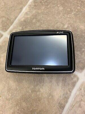 Tom Tom Xl Live TTS Portable gps Bare Unit