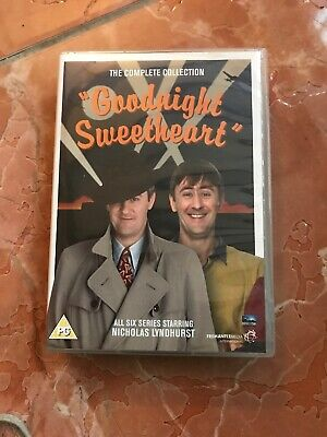 Goodnight Sweetheart The Complete Collection DVD Boxset