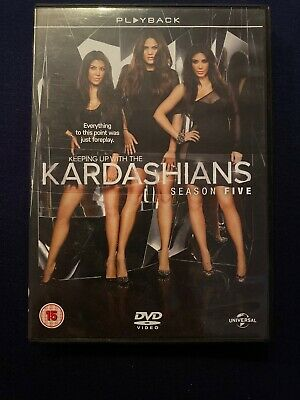 Keeping Up With The Kardashians - Series 5 - Complete (DVD, 2012, 3-Disc Set)