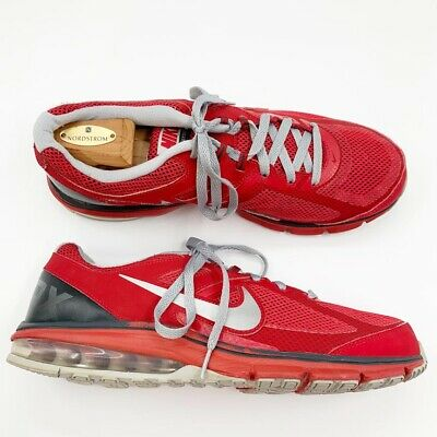 Details about NIKE AIR MAX Defy RN RUNNING RED MEN SIZE 11.5 599343 600