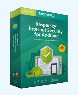 Kaspersky internet security 2019/2020 For ANDROID 1 Device 1 year Global