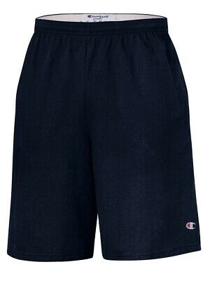 """Champion - 9"""" Inseam Cotton Jersey Shorts with Pockets - 8180"""