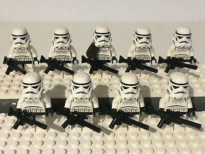Lego Star Wars Figuren Storm Trooper Konvolut, Battlepack Clone