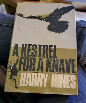 Barry Hines – A Kestrel For A Knave – First UK Edition 1968 - 1st Book signed