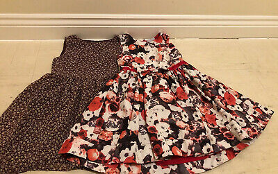 Two Girls Dresses Age 6