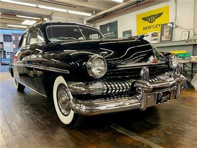 1951 Mercury M24 -- Black Mercury M24 with 97,120 Miles available now!