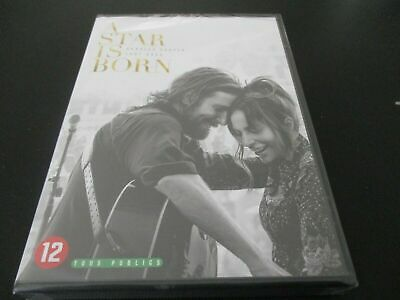 Dvd A Star Is Born (Lady Gaga/Bradley Cooper)