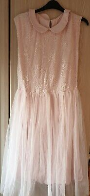 Girls Next Pink Party dress age 15 years