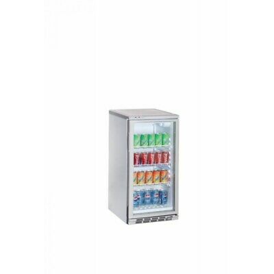 Fridge for Soft Drinks with Carries a Glass Series Am - 60 Liters