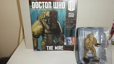 Doctor Who Eaglemoss Special Edition Collectable  Figure~ The Mire (8)