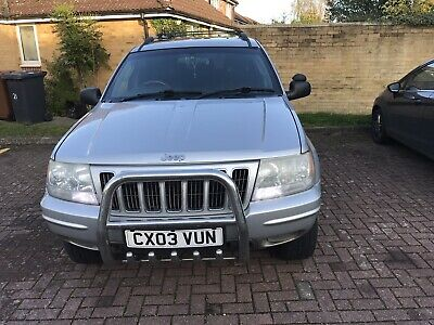 Jeep Grand Cherokee 2.7 crd Overland 2003