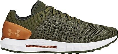 Mens Under Armour Hovr Sonic UK 10 Green Gold Shoes Trainers UA