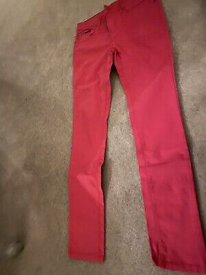 Tommy Hilfiger💕 Girls  Trousers Pink, Size 164 Slim fit, Gorgeous! Never Worn