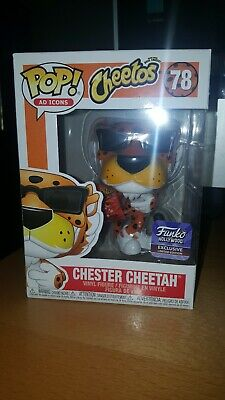 Funko Pop AD Icons 78 Cheetos Chester Cheetah Funko Hollywood Exclusive
